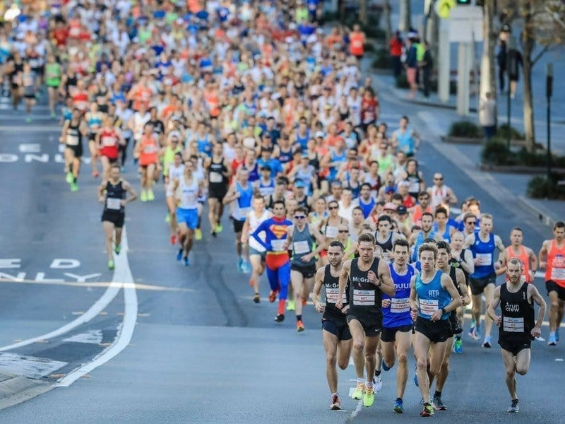City2surf feature